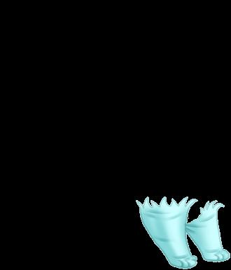 Furão Bleu Pastel
