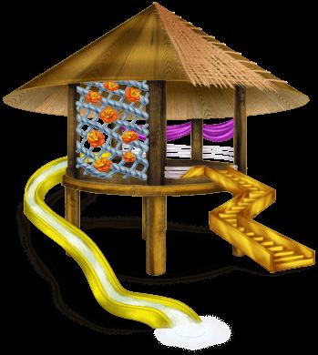 Parque aquático Game Hut