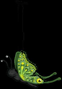 Pelúcia borboleta
