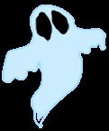 Fantôme Halloween 2013