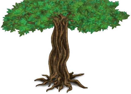 Árvore de piquenique