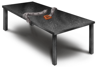 Table de Torture Laboratoire Sombre