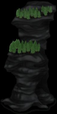 Coluna de Rock Viking