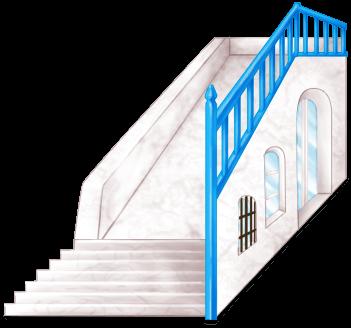 Bloco de escadaria de Grécia 2
