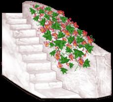 Bloco Escadaria Grécia