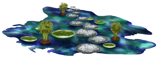 Lagoa chinesa