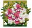 Recepção de casamento de bola de flor