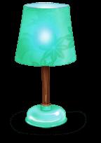 Lâmpada de cabeceira