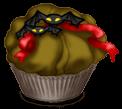 Cupcake de Halloween Horror