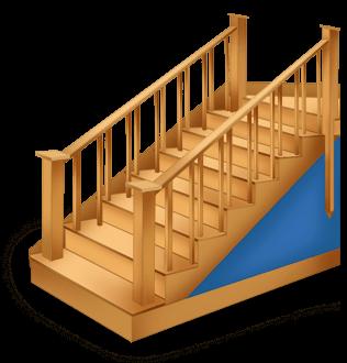 Escada Gótica