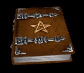 Livro Mágico da Bruxa