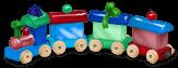 Petit Train Chambre d'Enfants
