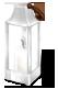 Lanterna 1 Ambiente Romântico