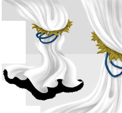 Cortinas Românticas