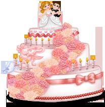 Bolo De Casamento Gigante