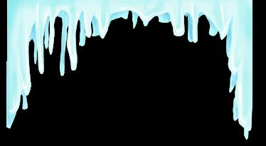 Fada do gelo do inverno