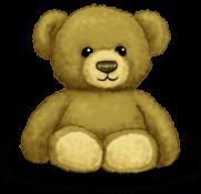 Ursinho de pelúcia