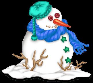 Bonhomme de Neige Noël 2018