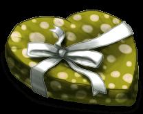 Coração do advento de Natal