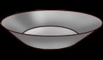 Placa cinza