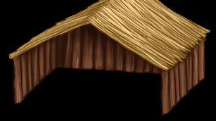 Grande Maisonette en bois