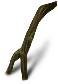 Pequeno ramo Ogresse