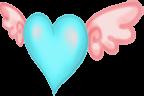 Coração voador
