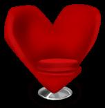 Cadeira do coração