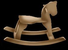 Cavalo de madeira