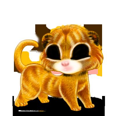 Adote um Furão Leão