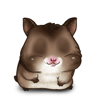 Adote um Criceto Calvo-Hamster