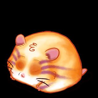 Adote um Criceto Hamster Estranho