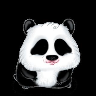 Adote um Criceto Panda