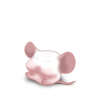 Mouse Blanche
