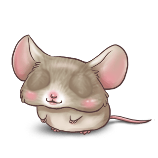 Mouse Grise