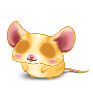 Mouse Blond
