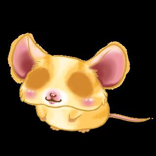 Mouse Loiro