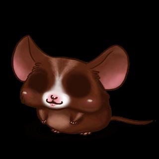 Adote um Mouse Choco
