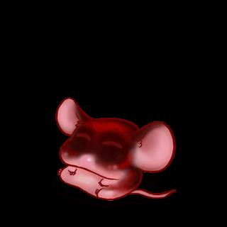 Adote um Mouse Rato Demônio
