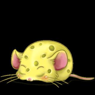 Adote um Mouse Queijo