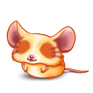 Mouse Souris Etrange