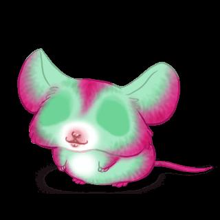 Adote um Mouse Foustache