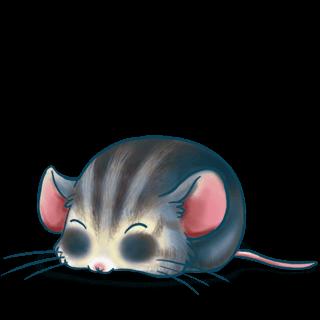 Mouse Bleu Gris