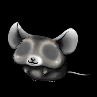 Mouse Noir et Blanc