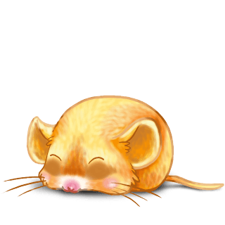 Mouse Poussin