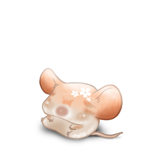 Adote um Mouse Chocolate ao leite