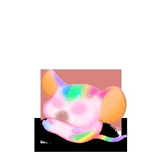 Adote um Mouse Rainbow