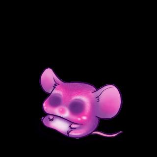 Adote um Mouse Roseviolet