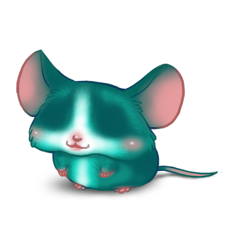 Mouse Turquoise