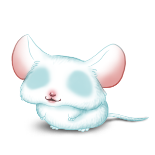 Mouse Branco